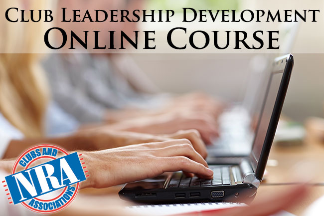 NRA Club Leadership Development Online Course